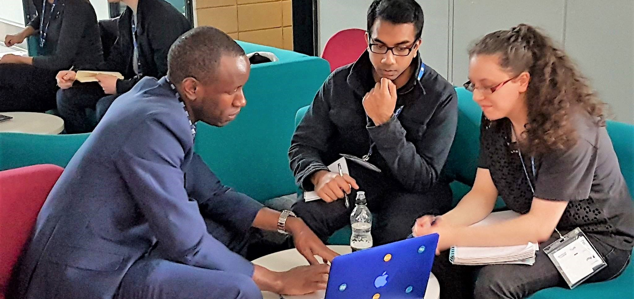 Sheffield Student VCs at SEC